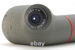 Almost Unused Kowa Spotting Scope TS-1 With 25X Eyepiece, Tripod Set From japan