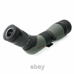 Athlon Optics 314001, Spotting Scope Argos HD 20-60x85 45 Degree Angle