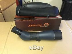 Athlon Optics Ares Spotting Scope 20-60 x 85