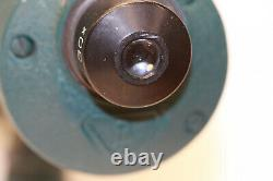 BAUSCH & LOMB. 30x60 spotting scope. Bright&clear. Made in new york