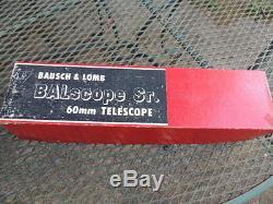 Bausch & Lomb Balscope Spotting Scope