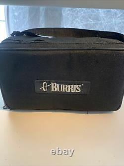 Burris Optics XTS-2575, 25X-75X-70mm Spotting Scope EXC withstand carrying case