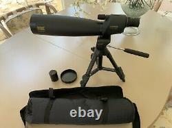 Burris Spotting scope. Landmark. 20x-60x-80mm Excellent Condition