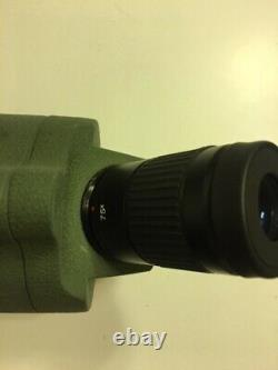 Burris XTS-2575 spotting scope