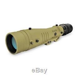 Bushnell 780840 Elite Spotting Scope 8-40x60mm Tan ED Glass