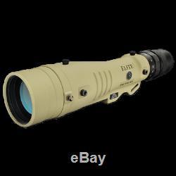 Bushnell Elite Tactical LtWt Modular Spotting Scope 8-40x60mm #780840