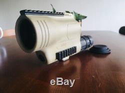 Bushnell Legend 15-45X 60mm T Series Tactical Spotting Scope Mil Hash 781545ED