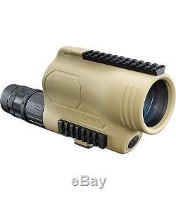 Bushnell Legend T-Series Spotting Scope Mil-Hash, 15-45 x 60mm, Tan 781545ED