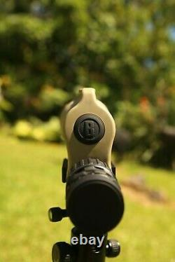 Bushnell Legend Tactical-T-Series Spotting Scope 15-45X60 Mil-Hash Reticle