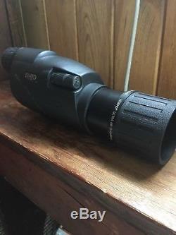 Bushnell Legend Ultra HD 15-45X60MM HD Spotting Scope ED glass
