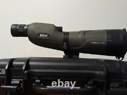 Bushnell Trophy Xtreme 20-60x65mm Spotting Scope with Hard Case Green 886520