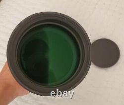 Cabela's Alaskan Guide 20-60x70 HD Spotting Scope with case, monopod, tripod