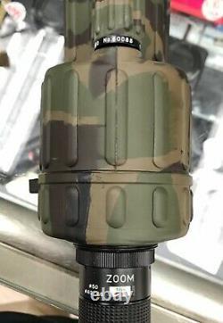Cabela's Spotting Scope SSR-60 20-60 x 60mm Zoom. Camo. With Binoculars & Tripod
