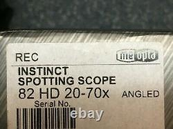 Cabelas Euro 20-70x82 HD Meopta MeoStar S2 Angled Spotting Scope Excellent