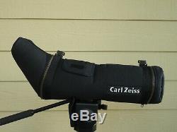 Carl Zeiss Diascope 85TFL Angled 20x60 Spotting Scope