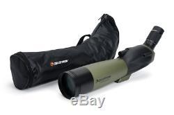 Celestron 52250 80mm Ultima Zoom Spotting Scope Waterproof Carrying Case