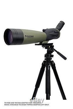 Celestron 52252 100mm Ultima Zoom Spotting Scope, Brand NEW