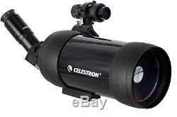 Celestron 90mm Maksutov Angled Spotting Scope withTripod 52268-OP