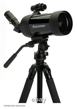 Celestron C90 Mak New Version Spotting Scope with Eyepiece, Finderscope & kit