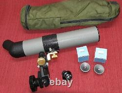 Champions Choice Champion Model 60mm Spotting Scope with Eyepieces Mount & Stand