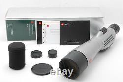 EXC+++ Leica APO Televid 77 Spotting Scope Straight 20-60x Eyepiece Field Case