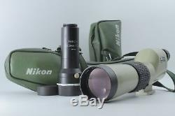 EXC+++ Nikon D=60 P Fieldscope with20X + 800mm F/13.3 From Japan #117