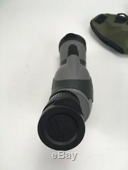 ++ Excellent Vortex Optics Razor HD 11-33x50 Straight Spotting Scope RZR-50S1
