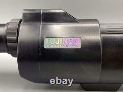 FUJINON FIELD SCOPE SUPER ED 80 20-60x ZOOM WITH SOFT CASE