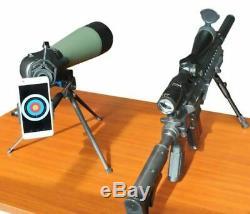 Gosky 20-60x80 Porro Prism Spotting Scope with Tripod Waterproof Bird watching