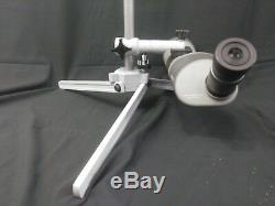 Gray/White Spotting scope stand 7/8 rod. High Power, National Match, High Power