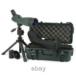 Hawke Sport Optics Vantage 20-60x70mm Angled Spotting Scope & Tripod 51100
