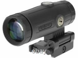 Holosun HS510C Red Dot Sight + HM3X 3X Magnifier + 3 Coin Batteries + Lens Cloth