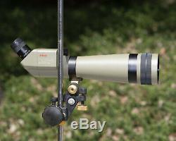 KOWA TSN-1 Spotting Scope, 20x-40x-60x x77 Optical, Freeland Scope Stand