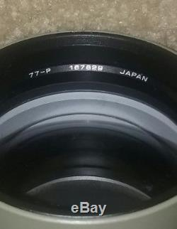 KOWA TSN-3 Prominar Multicoated Flourite Lens Spotting Scope 77 30X Wide VINTAGE