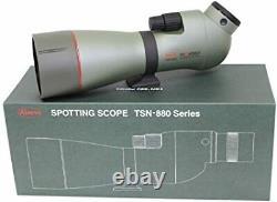 KOWA TSN-883 Angled 88mm (3.3) PROMINAR Spotting Scope