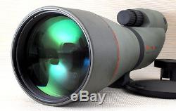 KOWA TSN-884 Prominar PFC Straight Spotting Scope from Japan EXCELLENT
