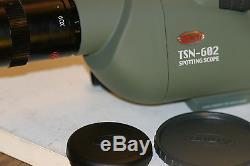 KOWA tsn 602 Zoom spotting scope 20-60 x 60 stunning views