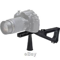 Konus 7122B 20-60x100mm Spotting Scope Kit + Stedi-Stock 1401 +3 JZS Cloths