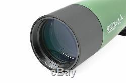 Konus Konuspot 20-60x80 Angled Spotting Scope, Green with 7120B KONUSPOT-80