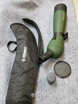 Konuspot-80 Zoom 20-60x80 Spotting Scope with Soft Case