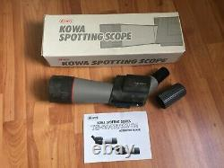 Kowa Prominar TS-613 Angled Spotting Scope 25x LER Eyepiece in Box Excellent