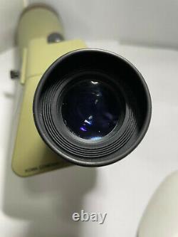 Kowa Prominar TSN-3 Flourite lens 77mm spotting scope