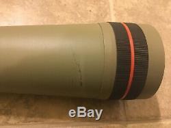 Kowa Prominar TSN-3 Spotting Scope 20-60x Fieldscope Fluorite Lens Angled Body