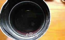 Kowa Prominar TSN-4 Exceptional Spotting Telescope Portable Scope Flourite Lens
