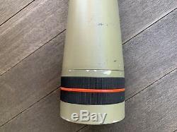 Kowa Prominar TSN-4 Field Scope 30x Straight Fluorite Lens with Bogen Tripod