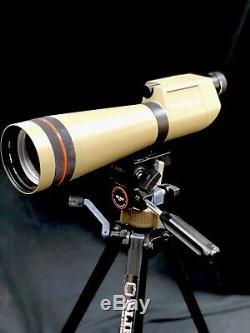 Kowa Prominar TSN-4 Spotting Field Scope 20x wd Straight Fluorite Lens Telescope