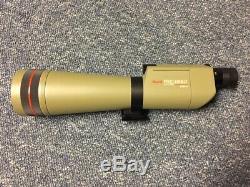 Kowa Prominar TSN-4 Spotting Scope 20-60x Fieldscope Fluorite Lens Straight Body