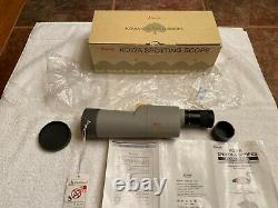 Kowa Spotting Scope TS-502 New in Original Box with instructions