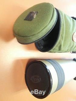 Kowa TSN-2 20-60x Spotting Scope with Fitted Soft Case Works