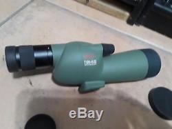 Kowa TSN-502 50mm Straight Spotting Scope with 20-40x Zoom Eyepiece, Green